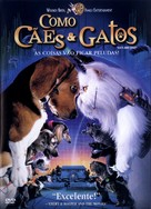 Cats & Dogs - Brazilian Movie Cover (xs thumbnail)