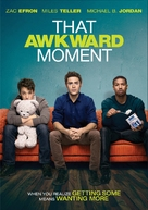 That Awkward Moment - Canadian DVD movie cover (xs thumbnail)