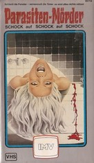 Shivers - German VHS movie cover (xs thumbnail)