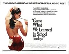 Guess What We Learned in School Today? - Movie Poster (xs thumbnail)