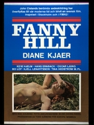 Fanny Hill - Swedish Movie Cover (xs thumbnail)