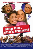 Slap Her... She's French - Movie Poster (xs thumbnail)