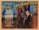 Docks of San Francisco - Movie Poster (xs thumbnail)