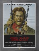 The Outlaw Josey Wales - French Movie Poster (xs thumbnail)