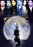 """Once Upon a Time"" - Brazilian DVD movie cover (xs thumbnail)"