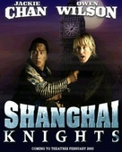 Shanghai Knights - poster (xs thumbnail)