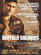 Buffalo Soldiers - British Movie Poster (xs thumbnail)