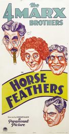 Horse Feathers - Theatrical movie poster (xs thumbnail)