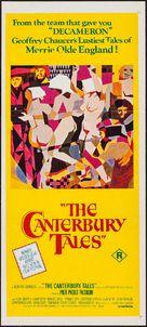 I racconti di Canterbury - Australian Movie Poster (xs thumbnail)