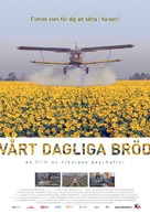 Unser täglich Brot - Swedish Movie Poster (xs thumbnail)