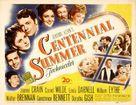 Centennial Summer - Movie Poster (xs thumbnail)