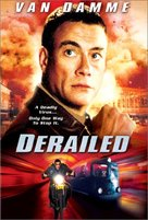 Derailed - DVD cover (xs thumbnail)