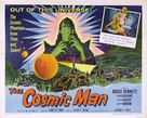 The Cosmic Man - Movie Poster (xs thumbnail)