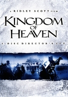 Kingdom of Heaven - DVD cover (xs thumbnail)