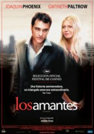 Two Lovers - Uruguayan Movie Poster (xs thumbnail)