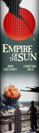 Empire Of The Sun - British Movie Cover (xs thumbnail)