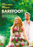 Barefoot - Danish DVD cover (xs thumbnail)