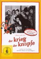 La guerre des boutons - German DVD cover (xs thumbnail)