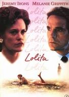 Lolita - Swedish DVD movie cover (xs thumbnail)