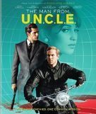 The Man from U.N.C.L.E. - Blu-Ray movie cover (xs thumbnail)