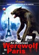 An American Werewolf in Paris - Polish Movie Cover (xs thumbnail)