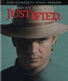 """Justified"" - Blu-Ray movie cover (xs thumbnail)"