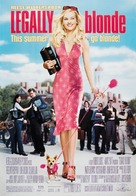 Legally Blonde - Movie Poster (xs thumbnail)