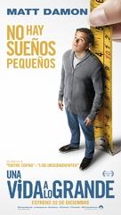 Downsizing - Spanish Movie Poster (xs thumbnail)