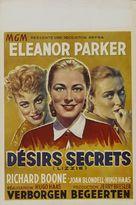 Lizzie - Belgian Movie Poster (xs thumbnail)