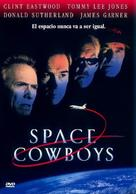 Space Cowboys - Spanish DVD movie cover (xs thumbnail)