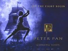 Peter Pan - British Movie Poster (xs thumbnail)