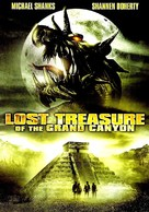 The Lost Treasure of the Grand Canyon - DVD cover (xs thumbnail)