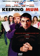 Keeping Mum - DVD cover (xs thumbnail)