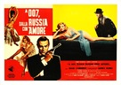 From Russia with Love - Italian Movie Poster (xs thumbnail)