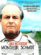 About Schmidt - French Movie Poster (xs thumbnail)