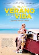 El mejor verano de mi vida - Spanish Movie Poster (xs thumbnail)
