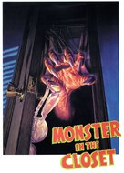 Monster in the Closet - British Movie Poster (xs thumbnail)