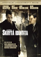 The Departed - Czech Movie Cover (xs thumbnail)