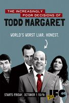 """The Increasingly Poor Decisions of Todd Margaret"" - Movie Poster (xs thumbnail)"