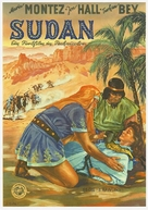 Sudan - German Movie Poster (xs thumbnail)