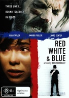 Red White & Blue - Australian DVD cover (xs thumbnail)