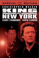 King of New York - Movie Cover (xs thumbnail)