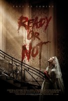 Ready or Not - Movie Poster (xs thumbnail)