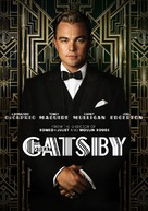 The Great Gatsby - DVD movie cover (xs thumbnail)
