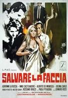 Salvare la faccia - Italian Movie Poster (xs thumbnail)