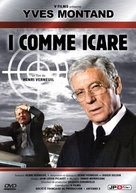 I... comme Icare - French Movie Cover (xs thumbnail)