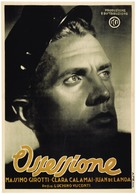 Ossessione - Italian Movie Poster (xs thumbnail)