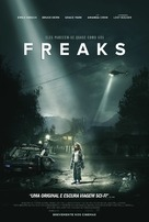 Freaks - Portuguese Movie Poster (xs thumbnail)