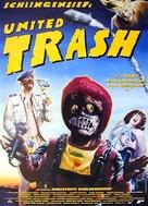 United Trash - German Movie Poster (xs thumbnail)
