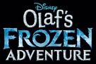 Olaf's Frozen Adventure - Logo (xs thumbnail)